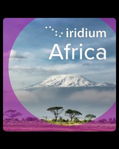 Iridium Africa Prepaid Plan