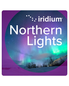Iridium Northern Lights Prepaid Plan
